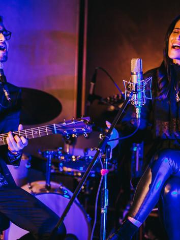 Live Singer & Band