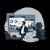 Asesoría y gestoria contable en Bilbao. Nos encargamos de realizar informes y analisis interactivos para que los clientes accedan las 24 horas del dia. Nuestros asesores en Bilbao te haran participe del control de tu contabilidad