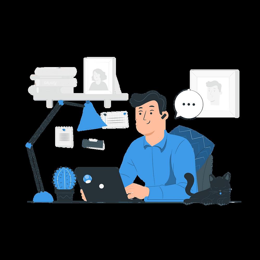 La supervision del teletrabajo es fundamental para conocer la productividad del empleado y mejorar la empresa