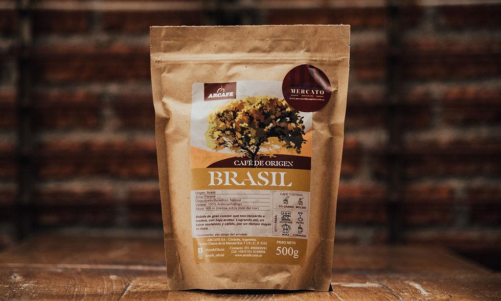 Café Brasil 500gr