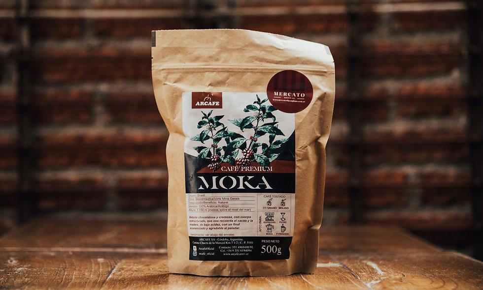 Café Moka 500gr