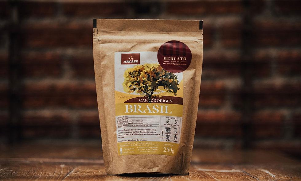 Café Brasil 250gr