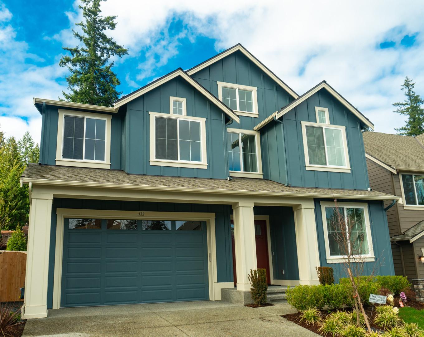 House Painting Seattle Eastside