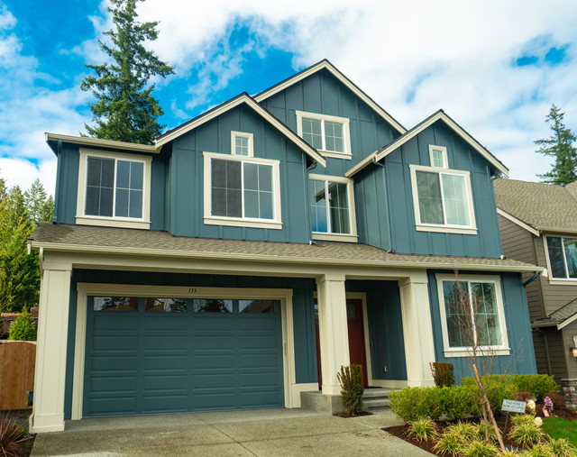 Robinson Paints - House Painting Seattle