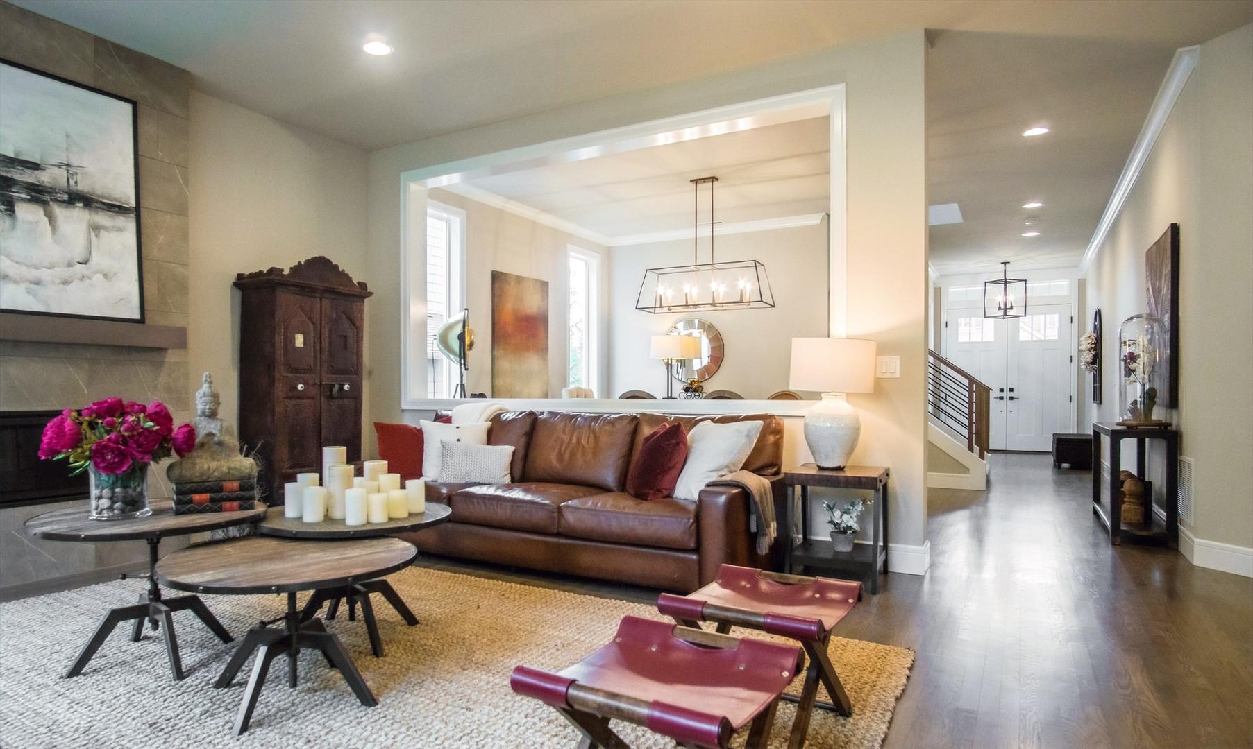 Robinson Paints - Interior House Paintin