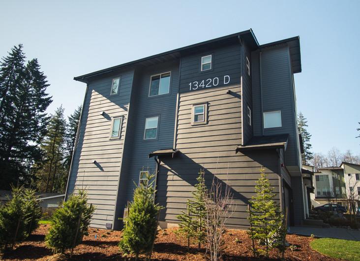 Exterior House Painting Redmond