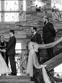 Patrick Kimberly Wedding BW - Kasey Ivan
