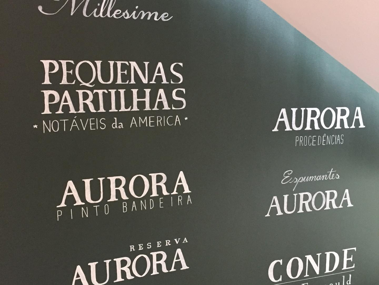 Vinícola Aurora