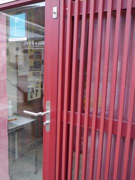 Hofladen Eingang 2