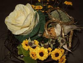 Jubiläumsstrauss Herbst