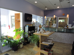 clinic- waiting room