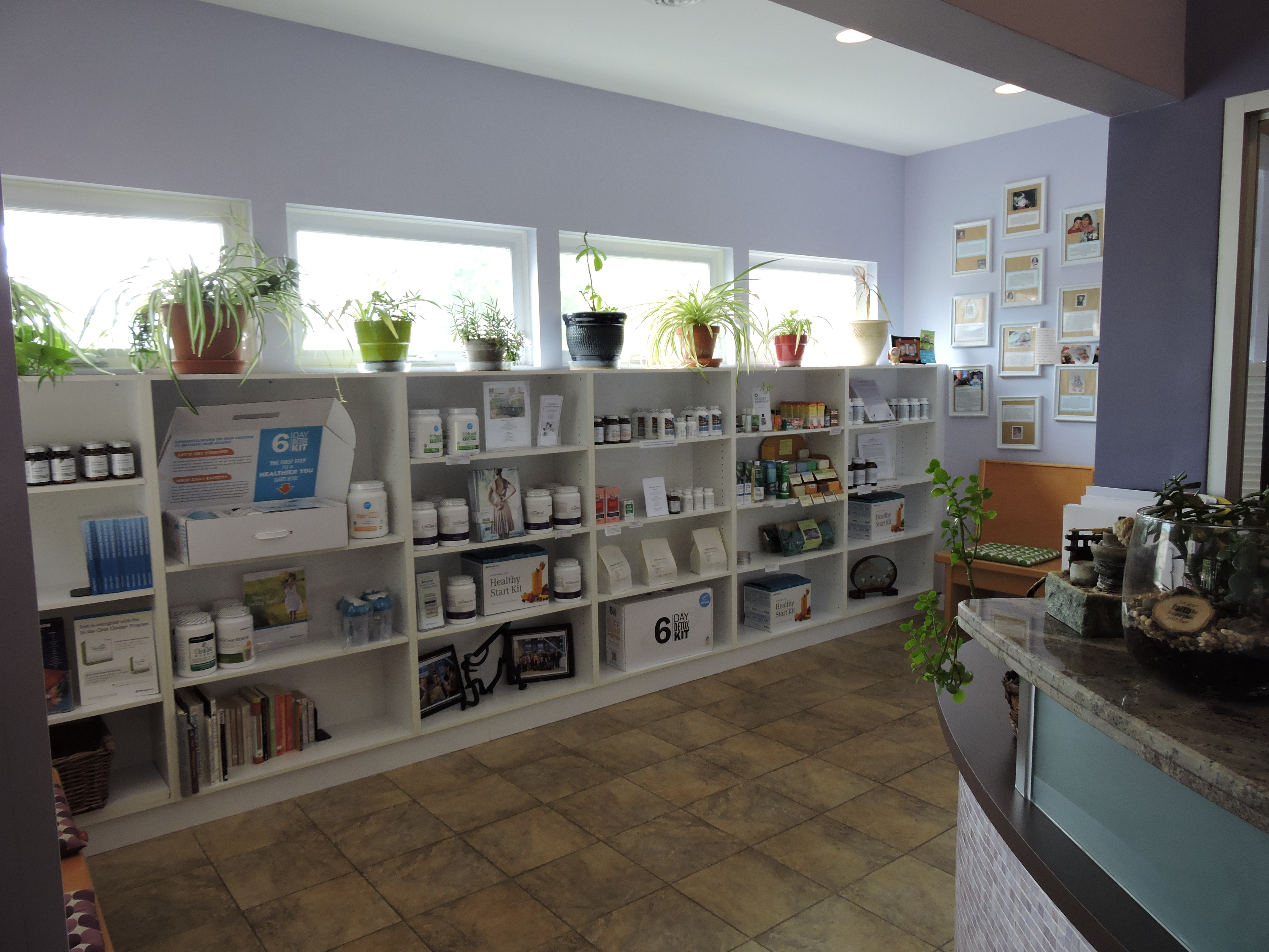 clinic-store