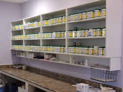 clinic- herb room 2