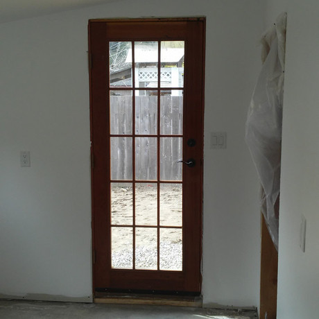Drywall, Taping, Trim, Flooring, Paint and Stain