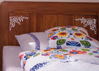 Wezgłowie łóżka