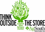 Think Outside the Store logo (green-blac