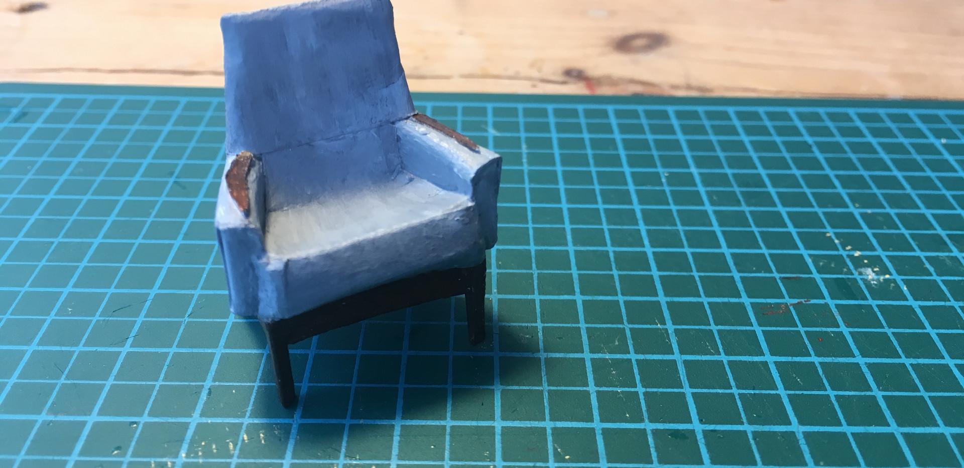 3 Sisters Chair