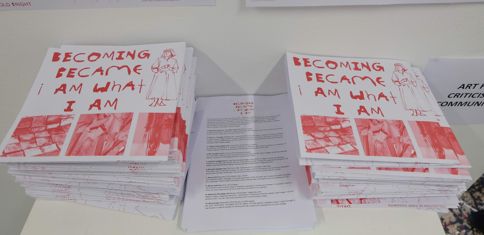 Publication and Exhibition Guide