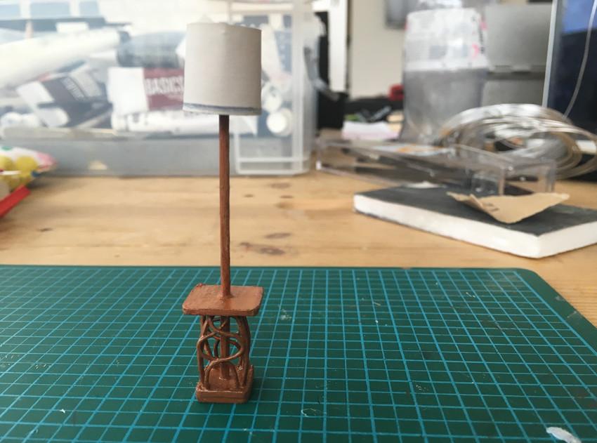 3 Sisters Lamp