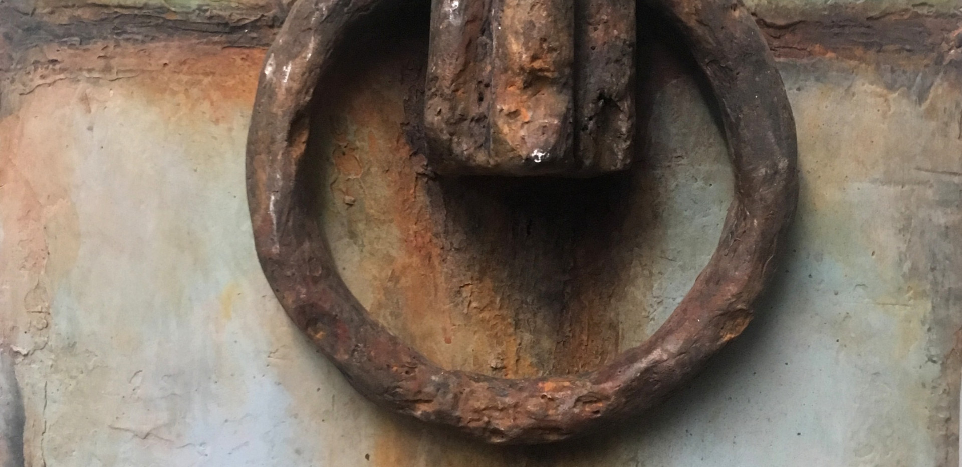 Faux Rust