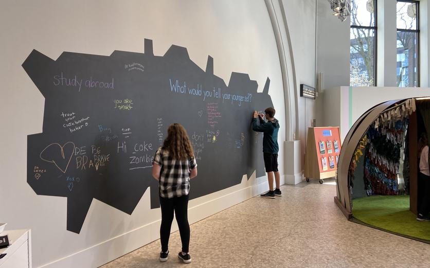 Interactive Wall Art