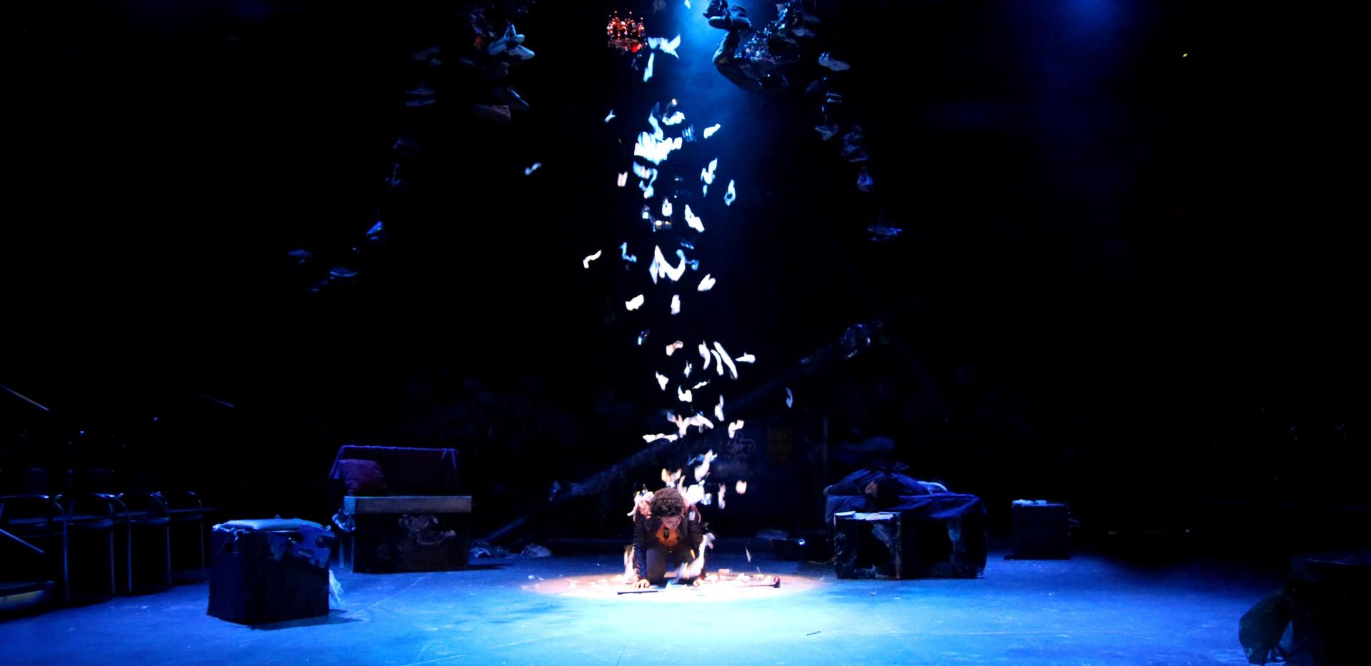 Marisol Wings of Peace Dissolve