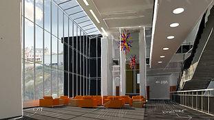 UC Lobby Rendering
