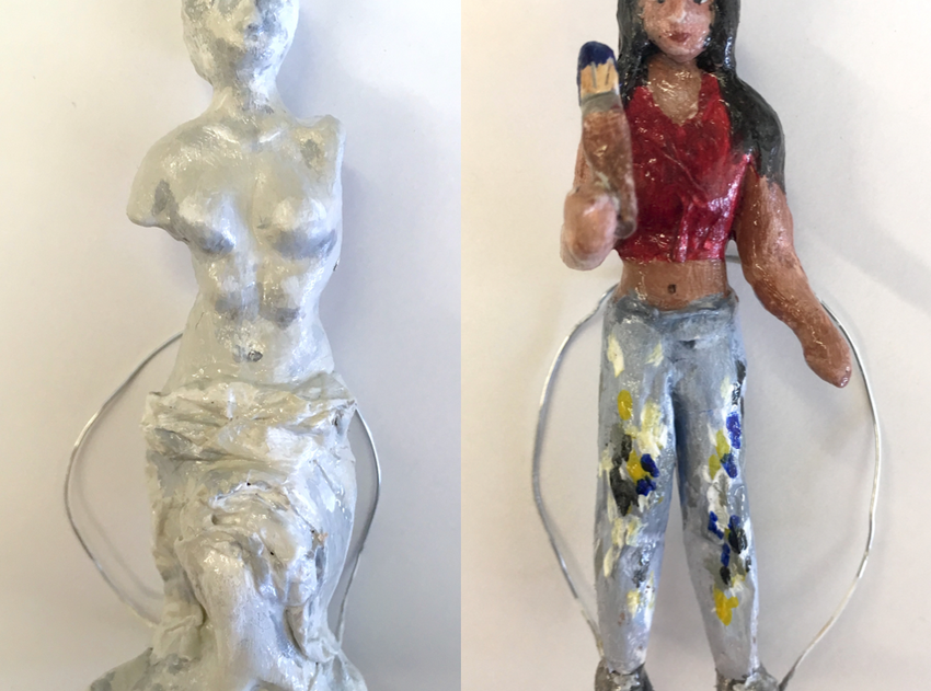 Model Figurines