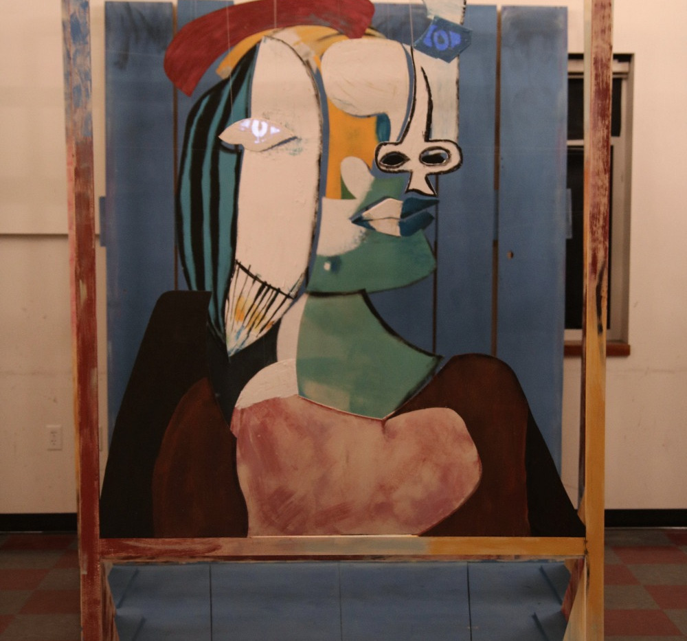Picasso in Perspective