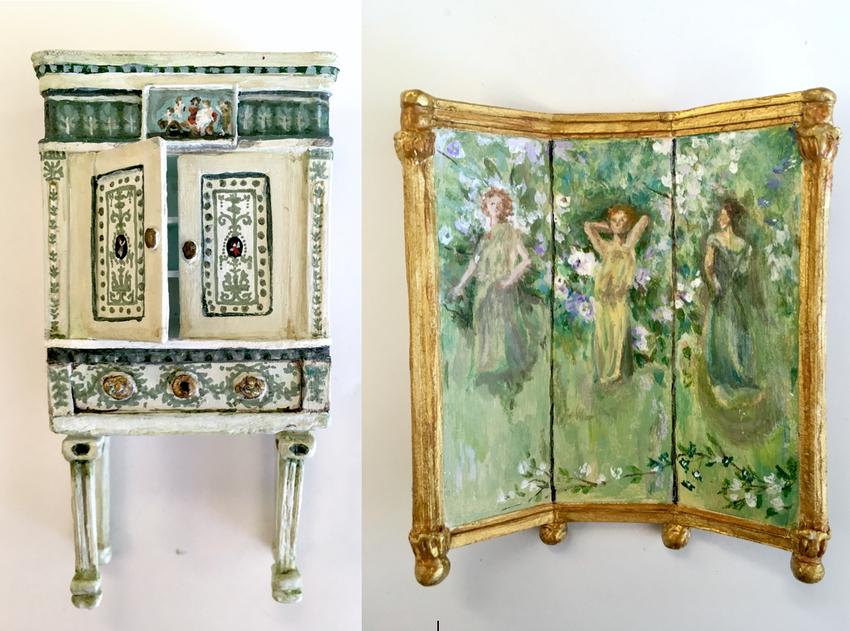 Model Museum Furniture