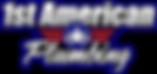 1st American Plumbing logo.png