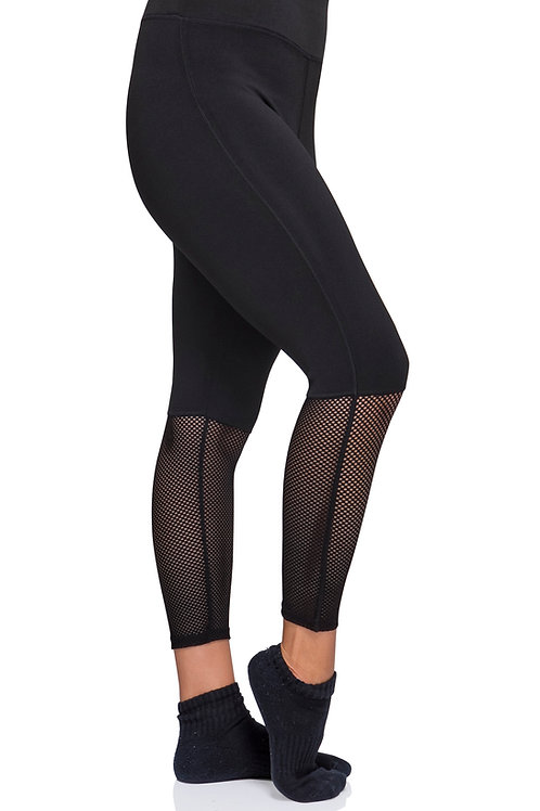 Color Mesh 7/8 Tights