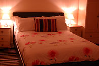 Double room in Dawn Break Guest House