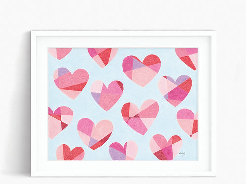 Love - Limited Edition Print