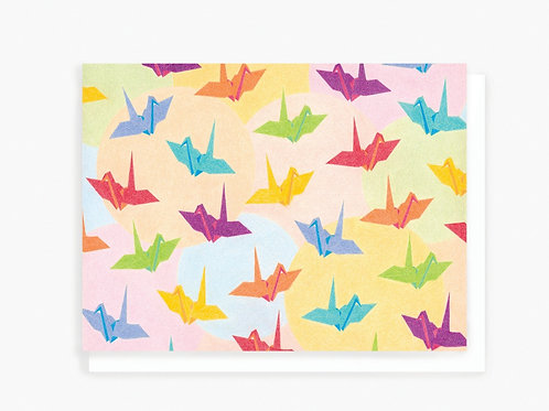 Origami - Greeting Card