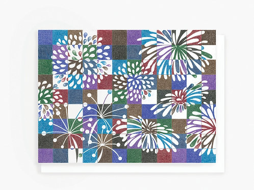 Fireworks - Greeting Card