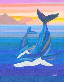 Humpback Whales II