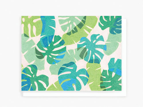 Tropical - Greeting Card