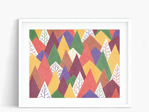 Autumn - Limited Edition Print