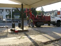 Former Gas Station Investigation