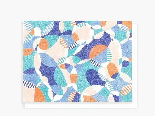 Summer - Greeting Card