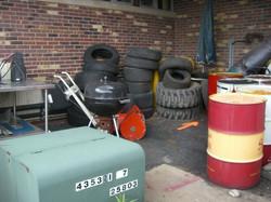 Waste Tires & Drums