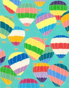 Hot Air Balloons II