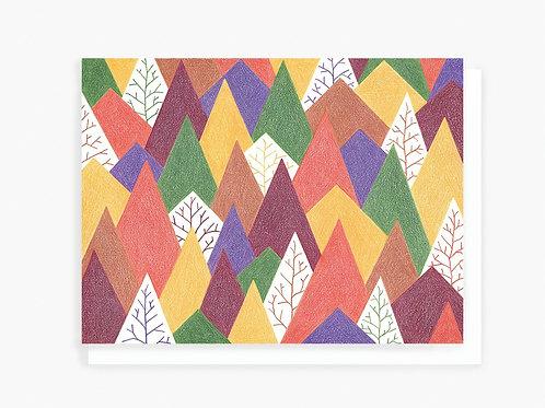 Autumn - Greeting Card