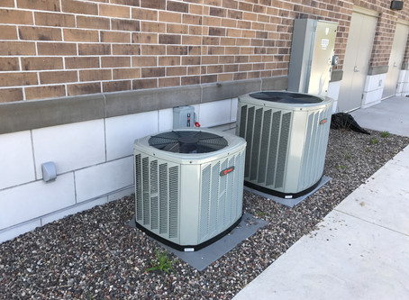 Thinking ahead for summer #AirConditioningService!