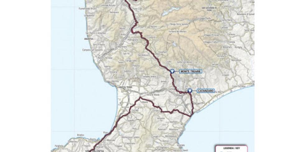 Giro d'Italia 2020 Mileto - Camigliatello Silano