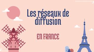 Formation de la DSR | Les réseaux de diffusion en France