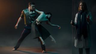 BJM - Les Ballets Jazz de Montréal annonce VANISHING MÉLODIES - Musique de Patrick Watson