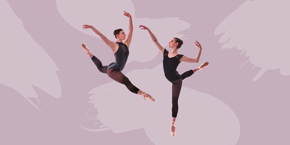 Corps de ballet + Un finissant, un chorégraphe