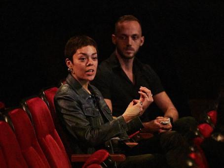 CINARS WEB avec Andrea Peña et Mickaël Spinnhirny
